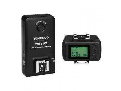 Rádiový prijímač YNE3-RX pro YN-E3-RT a YN600EX-RT