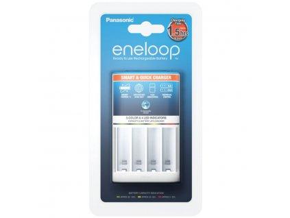 Rychlonabíjačka batérií AA, AAA Panasonic/Eneloop