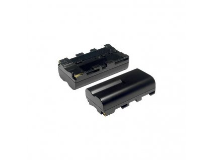 Sony batéria NP-F pre LED svetlá Yongnuo, Jinbei, Apurture, Falcon Eyes - Avacom 2600mAh