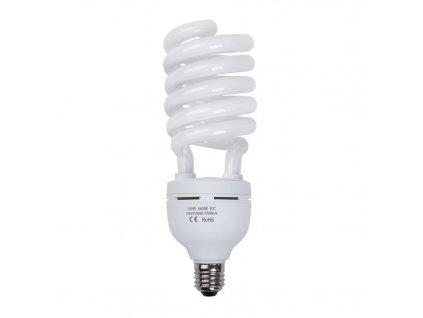 Špirálová žiarovka 150W pre trvalé světlo Daylight