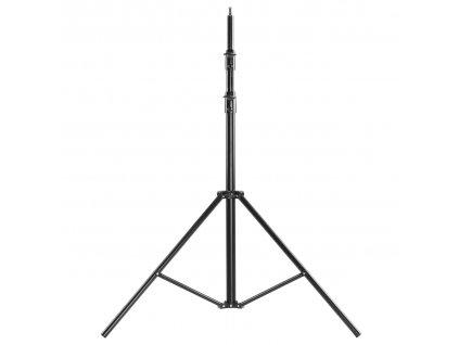 Stojan - statív pre svetlo, blesk - Ocel, pružinový 2,8m