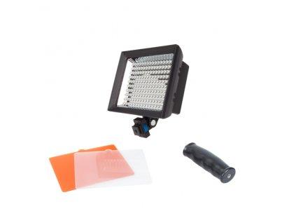 Trvalé LED svetlo nielen pre videokamery LED-160A