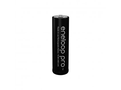 Vysokokapacitné nabíjacie batérie AA Sanyo Eneloop PRO 2450mAh