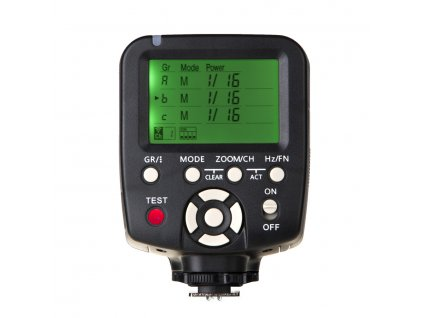 Bezdrôtová riadiaca jednotka pre blesky YN560-IV a YN-660, YONGNUO YN560-TX Nikon