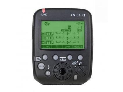 Bezdrôtová riadiaca jednotka YN-E3-RT pre blesky YN600EX-RT(II)