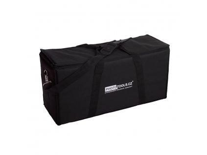 Prepravná taška na foto vybavenie GD (polstrovaná), 70x36x30 cm