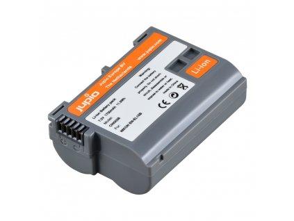 Batéria Jupio EN-EL15B pre Nikon 1700 mAh