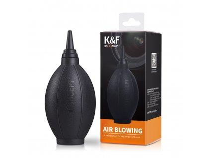 Ofukovací balónik (L) K&F
