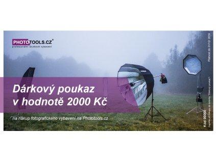11957 darkovy poukaz 2 000 kc