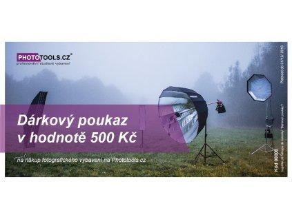 11960 darkovy poukaz 500 kc