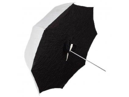 Dáždnikový softbox priesvitný 100cm