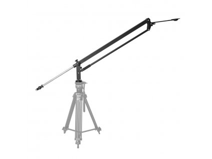 DSLR Jib arm pre video statív - rameno 1,8 metru