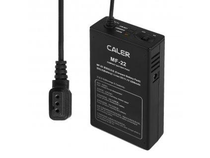 Externý batériový zdroj Caler MF-22 pre CANON / YONGNUO /CALER