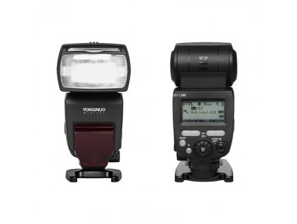 Externý systémový blesk YONGNUO YN685 Canon, GN60