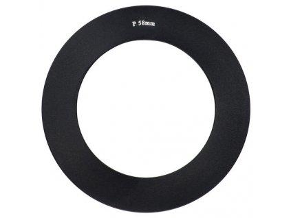 Adaptačný krúžok, Cokin P systém, objektív 58mm