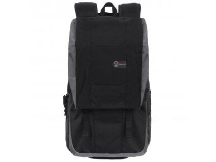 Fotografický batoh SAMARK 47x30x18cm, černý