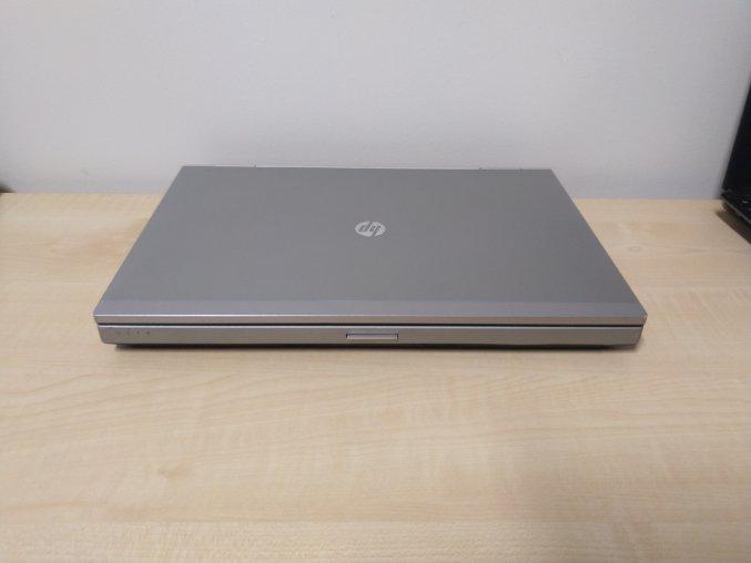 HP EliteBook 8460p - i5 2.5 GHz, 240 GB, 4 GB RAM  + servisní prohlídka a přepastování po roce v hodnotě 700kč zdarma
