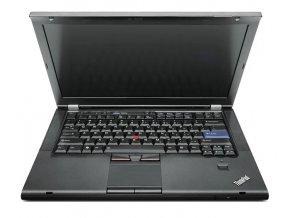 Lenovo T420 - i5 2.5 GHz, 300 GB, 4 GB RAM  + servisní prohlídka a přepastování po roce v hodnotě 700kč zdarma