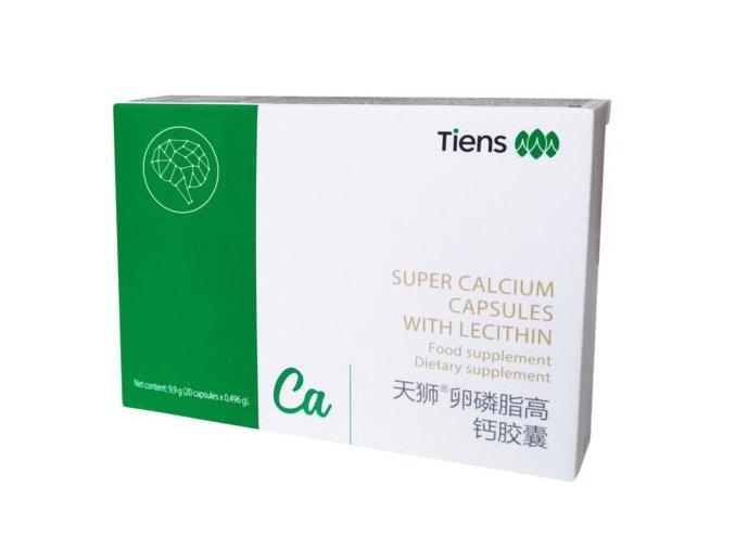 Calcium Lecitib