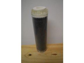 Náplň do filtrační kartuše (aktivní uhlík) - výměnný způsob za použitou kartuši