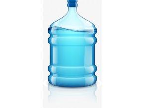 Pí-voda 1 ks v barelu 19 litrů odběr v provozovně v Olomouci (cena bez vratného obalu)