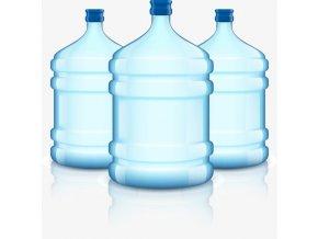 Pí-voda v barelu 19 litrů více kusů s dovozem (cena bez vratného obalu)