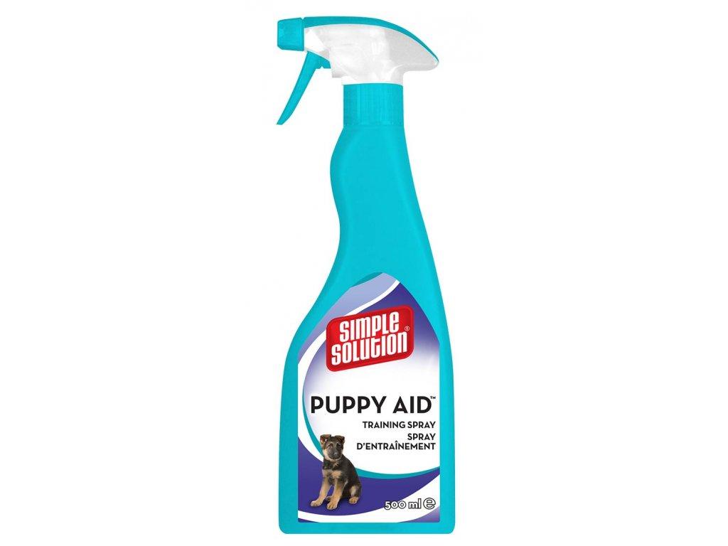 puppy aid sprej na nacvik hygieny 500 ml