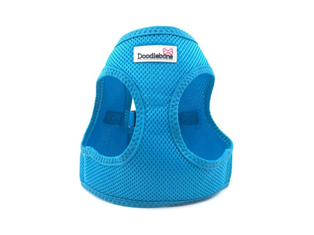 Postroj Doodlebone Airmesh Snappy modry velikost XL 280220181112221812