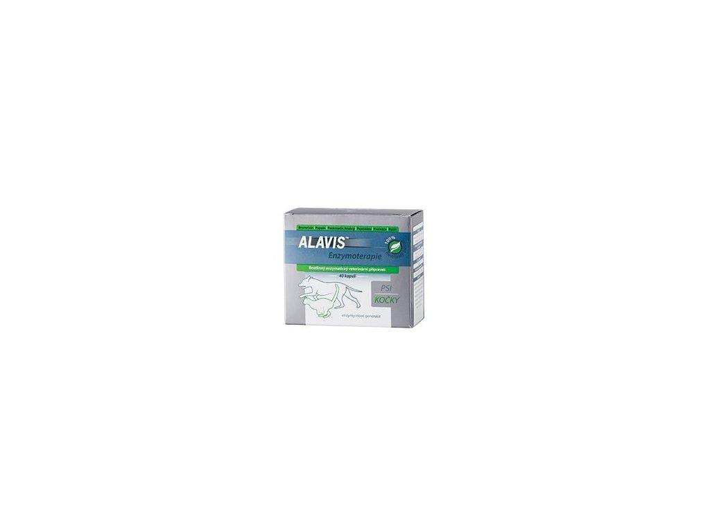ALAVIS CURENZYM Enzymoterapie 40 kaspli 0210201508040614881