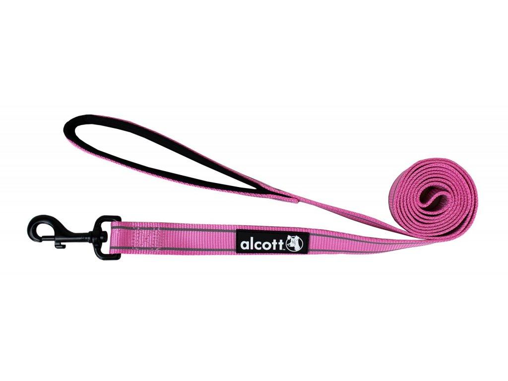 Alcott voditko pro psy ruzove velikost M 1707201715061664436