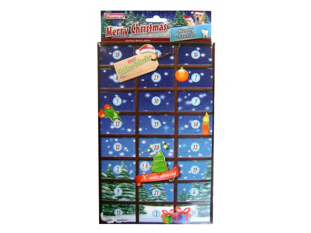 Adventni kalendar pro psy Buvoli kuze a MUNCHY 3110201609401924427