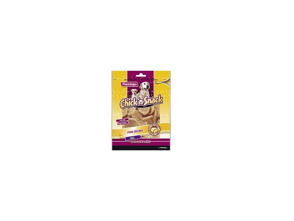 pochoutka chipsy kureci 400g 2304201623245017200