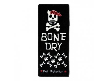 pet rebellion barrier rug dry as a bone