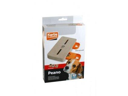 Interaktivni drevena hracka PEANO 22x12cm 1005201714023287994