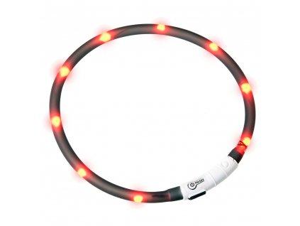 Karlie Flamingo Visio Light LED Leuchtschlauch schwarz 31239 1 lupe