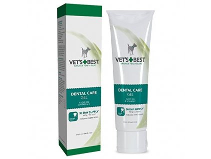 VET S BEST Dentalni gel pro psy 120220181300359677