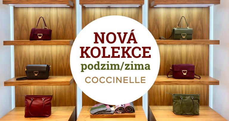 Nová kolekce Coccinelle podzim/zima 2018!