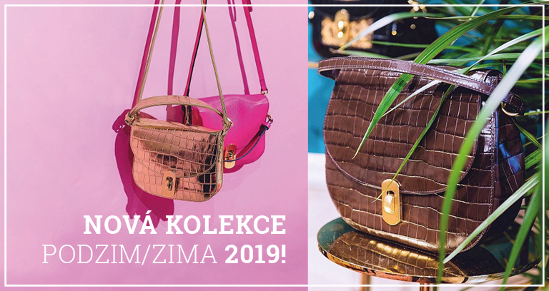 NOVÁ KOLEKCE PODZIM / ZIMA 2019