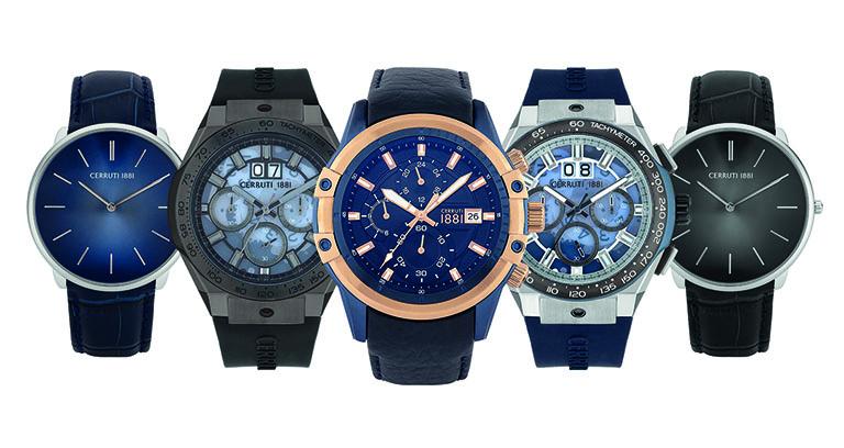 Nová kolekce pánských hodinek