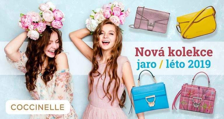 Nová kolekce Coccinelle jaro/léto 2019