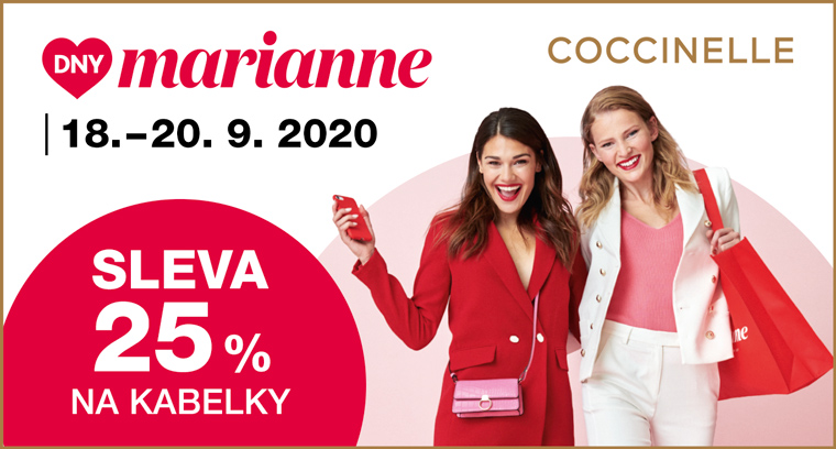 DNY MARIANNE V COCCINELLE