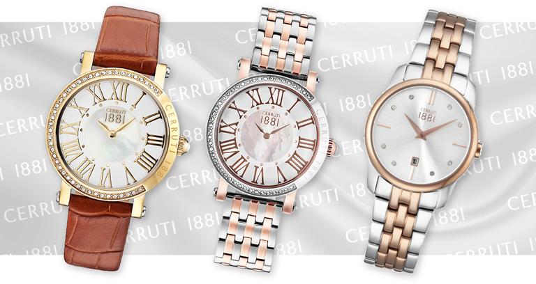 Dámské hodinky Cerruti 1881
