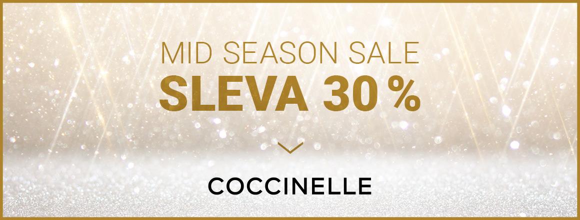 Mid season sale Coccinelle