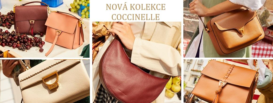 Nová kolekce Coccinelle 2020