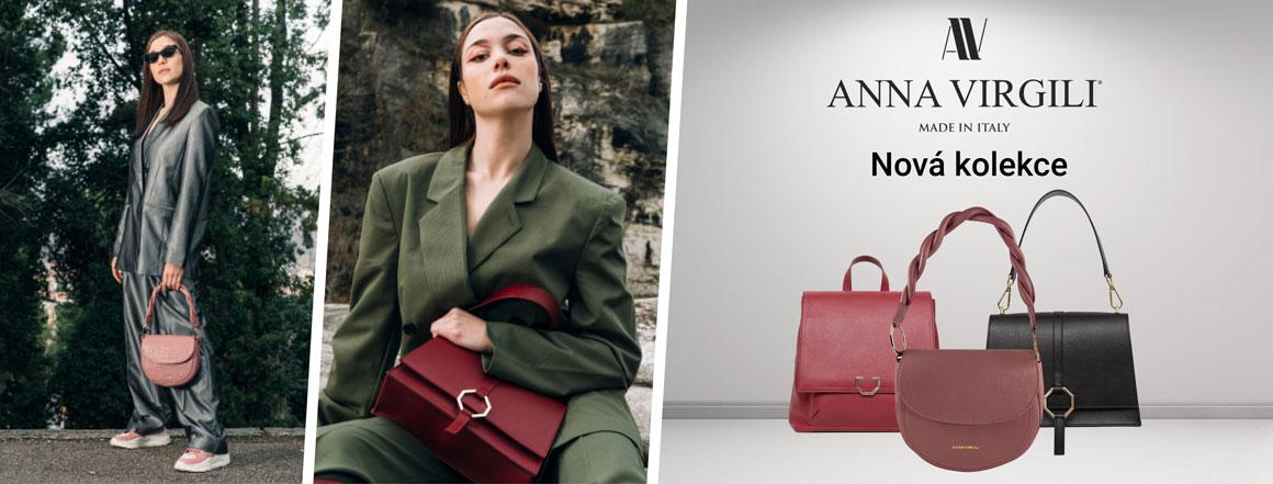 Nová kolekce Anna Virgili