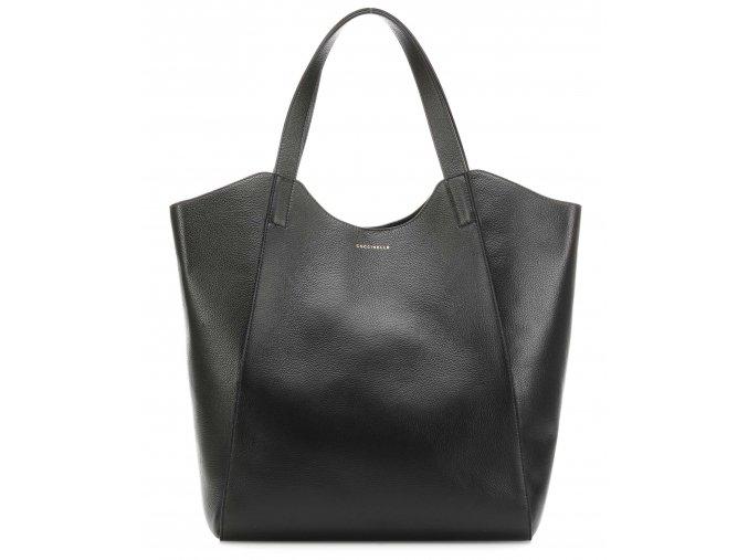 coccinelle mistral handtasche schwarz e1epa110101 001 31
