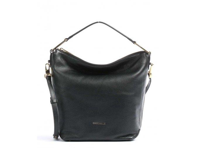 coccinelle liya hobo bag black e1gd0130101 001 31