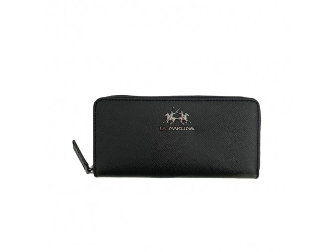 LA MARTINA peněženka černá (1)