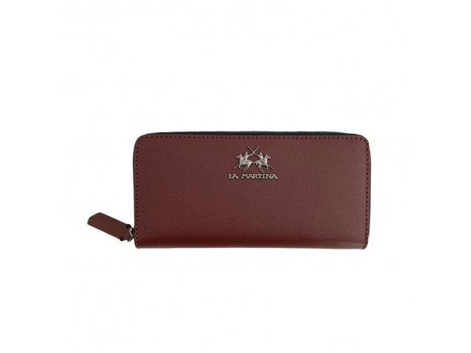 LA MARTINA peněženka červená (2)