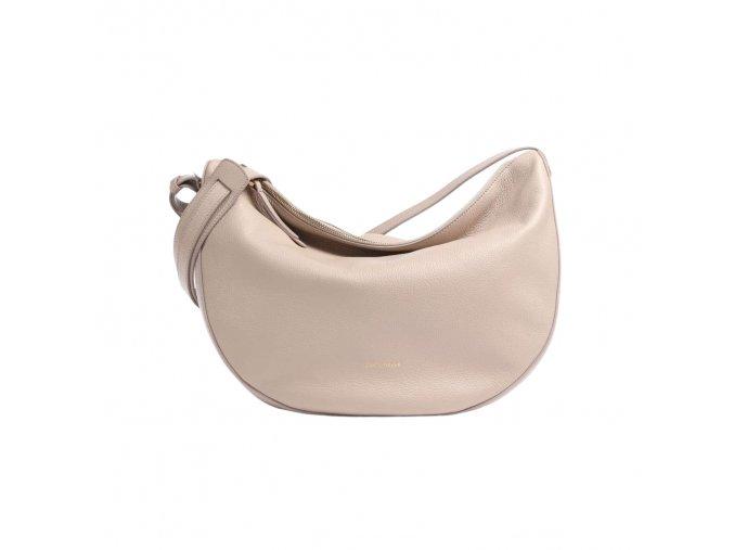 coccinelle lea kabelka pres rameno bezova e1i60130301 n80 31